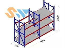 企业该如何验收仓储层板式货架
