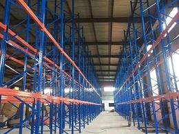 仓储横梁式货架和贯通驶入式货架的区别