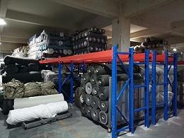 南京重型货架厂家,设计规划布料布匹仓库所使用的重型货架
