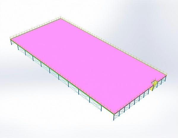 钢平台细节 (3)